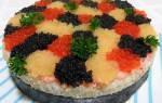 Подборка лучших рецептов салатов-тортов, которые всегда украсят Ваш праздничный стол.
