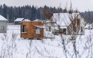 Ещё одна история про микро-дом и его владельцев, живущих Белоруссии.