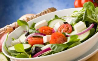 Вкусный и простой салатик.