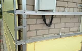 Утеплитель для вентилируемого фасада: какой лучше, чтобы не рассыпался, не сполз и не сел