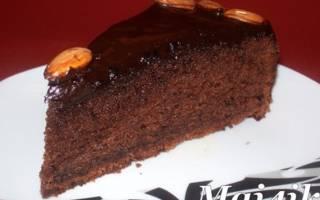 Торт «Несквик». Нежнейший тортик ☺