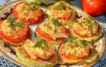 «Закуска из кабачка, сыра и моркови»