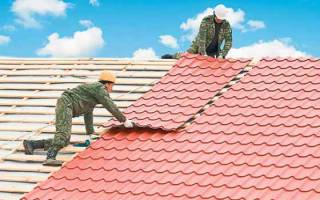 Что делать при обнаружении протечки крыши