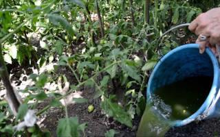 Приготовление травяного удобрения