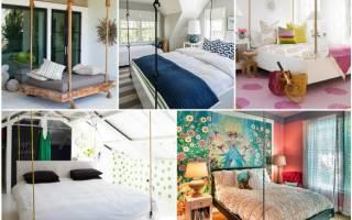 Подвесные кровати – уютно дома и в саду