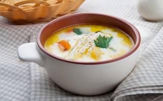 ТОП-4 самых вкусных супа