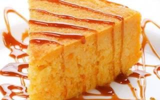Топ-5 тыквенных десертов