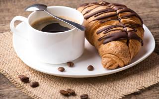 «Быстрые круассаны с шоколадом»