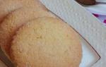 Ммм, вкуснейшие Молочные коржики с ванилью