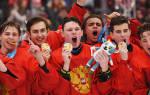 У НАС ЗОЛОТО! Хоккей Россия — Германия. Победили несмотря ни на что…