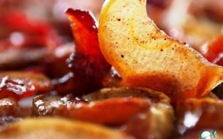 Сухое ароматное варенье из яблок! В копилочку рецептов.