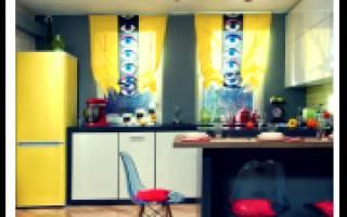 Потрясaющий цвет кухни! Согласны