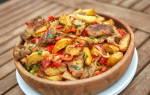 «Оджахури» (грузинское блюдо)