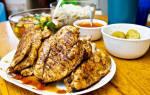 Фирменные блюда из курицы от шефов