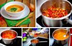 «Бразильский острый суп из чечевицы»