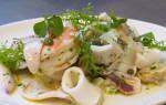 Кто помнит такой салатик с кальмарами «По Советски»