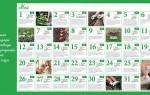 Лунный календарь посева овощей в мае 2019г