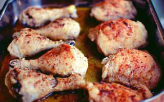 5 вкусных маринадов для курицы