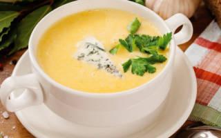 «Сырный суп с белыми грибами»
