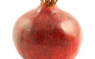Лечебные свойства гранатовых корок