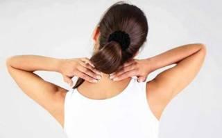 Как избавиться от бугорка — «холки» на шее