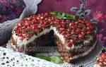 Супер-влажный шоколадный торт