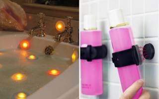 10 вещиц, которые превратят ванную в лучшую комнату в доме