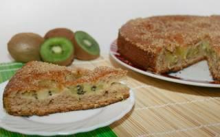«Фруктовый пирог с киви»