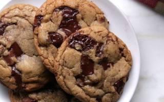 «Шоколадно-кофейное печенье»