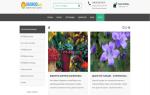 Интересная и полезная информация для садоводов, огородников и любителей растений.