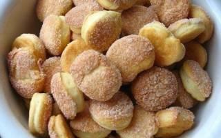 ТОП-6 рецептов вкусного печенья.