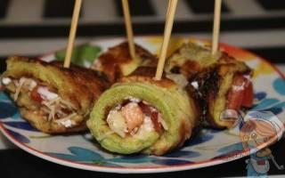 Невероятные Жареные кабачки «Тещин язык»