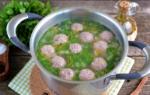 Как сохранить цвет зелени в супе (маленькая хитрость)