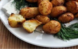 Шикарный запеченный картофель