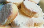 Песочное печенье, которое тает во рту