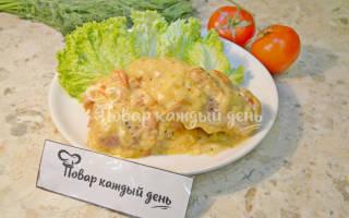 Великолепное Куриное филе в сливочном соусе