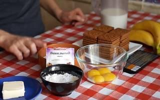 Бомбический Шоколадно — банановый торт (без выпечки)