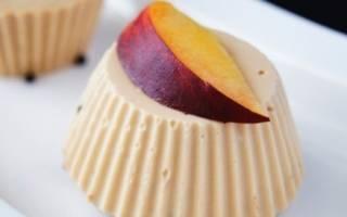 Творожное мороженое с фруктами — вкусный и полезный десерт!