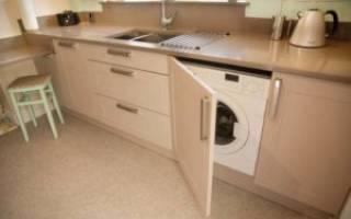Как замаскировать стиральную машинку: