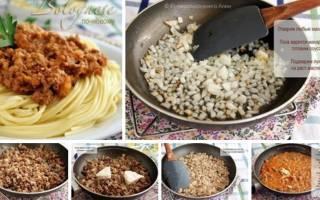 Легкий и вкусный рецепт пасты!