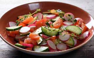 «Весенний салат»
