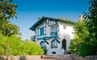 Прекрасное загородное Шале во Франции