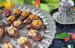 Божественные конфетки с банановой начинкой