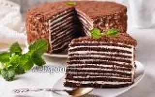 «Шоколадный торт»
