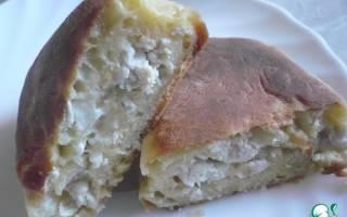Жаренные творожные пирожки — ну очень вкусно