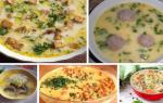 ТОП–5 вкуснейших сырных супчиков