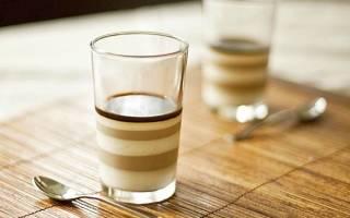 «Кофейная панакота»
