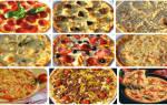 Настоящая итальянская пицца — 9 восхитительных рецептов.