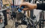 Мини-гараж для хранения велосипедов