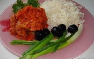 Рыба в томатном соусе. Бесценный рецепт для любителей рыбки!